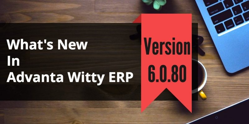 Free Billing Software Advanta Witty ERP Update 6.0.80