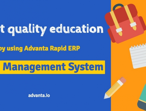 Impart quality education using Advanta Rapid excellent School Management System