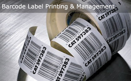 Barcode Label Printing Software