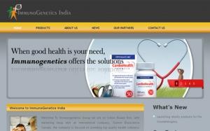 Business Website Design Sample 4