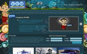 Business Website Development Sample 3