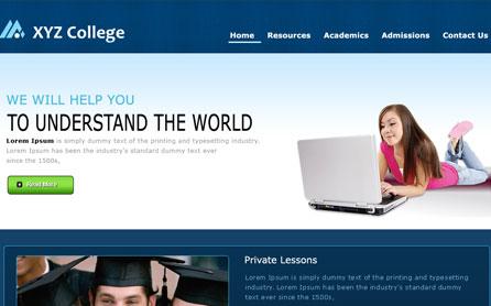 School Website Development