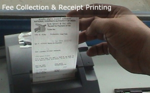 Student Fee Receipt Printing Software