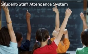 Student/Staff Attendance Management Software
