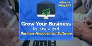 Advanta Witty Business Management System Software
