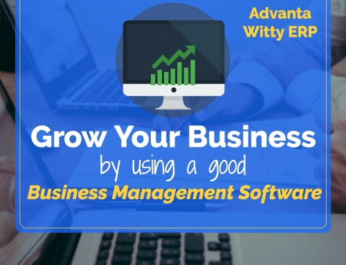 Grow your business to new heights with Advanta Business Management System