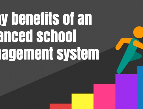 Many benefits of an advanced school management system