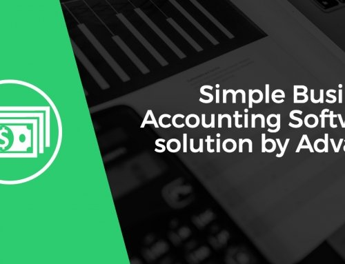 Simple Business Accounting Software solution by Advanta