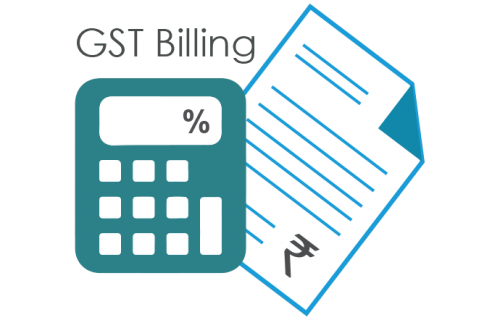GST software for electronics shops