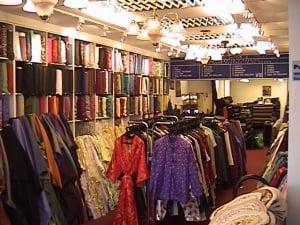 Textile shop GST billing software